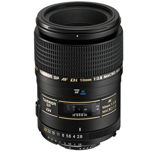Tamron SP AF 90mm F-2.8 Di 1-1 Macro for Nikon Digital SLR Lens.1