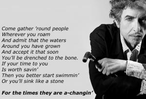 Bob Dylan @ Buxsa